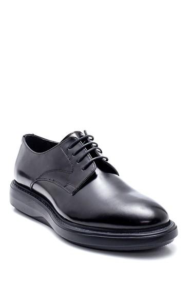 Siyah Erkek Deri Casual Ayakkabı 5638311892