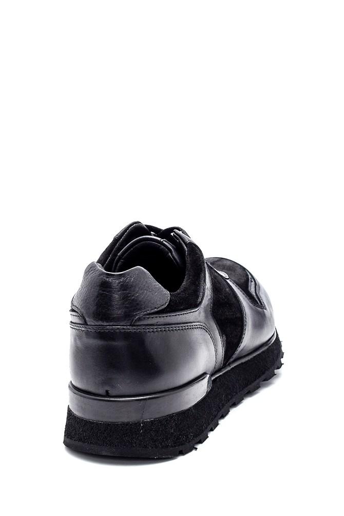 5638331915 Erkek Deri Sneaker