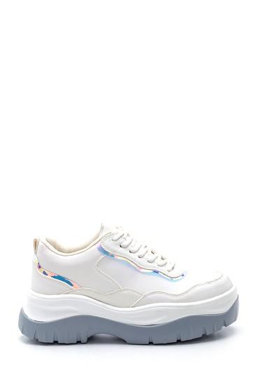 Beyaz Kadın Sneaker 5638020970