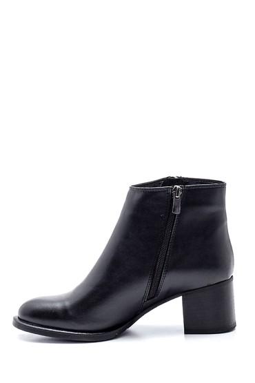 Siyah Kadın Topuklu Bot 5638304168