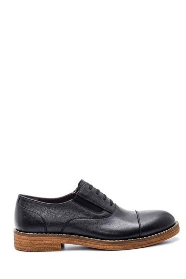 Siyah Erkek Casual Deri Ayakkabı 5638308200