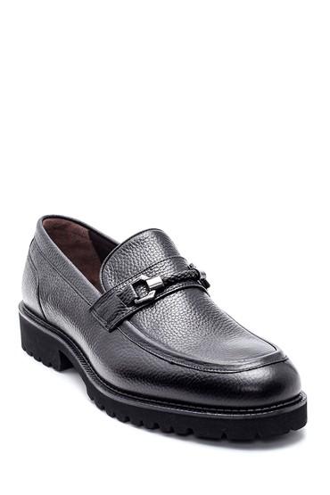 Siyah Erkek Casual Deri Ayakkabı 5638314525
