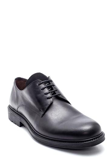 Siyah Erkek Casual Deri Ayakkabı 5638314659