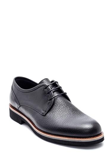 Siyah Erkek Casual Deri Ayakkabı 5638318347
