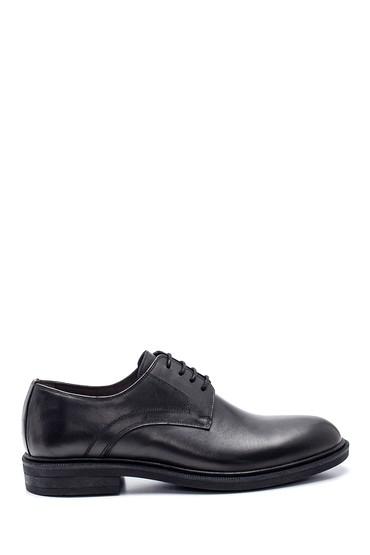 Siyah Erkek Casual Deri Ayakkabı 5638323029