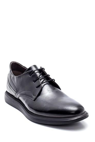 Siyah Erkek Casual Deri Ayakkabı 5638323112