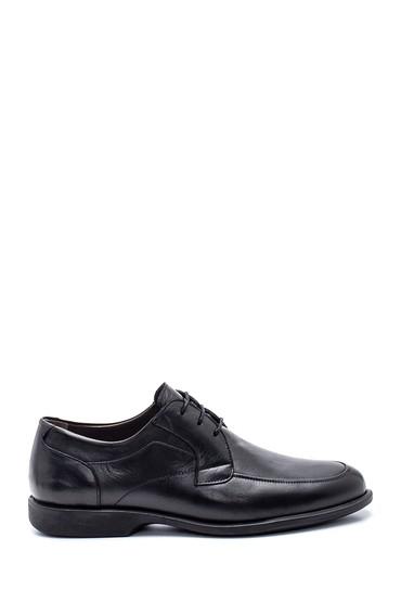 Siyah Erkek Casual Deri Ayakkabı 5638323163