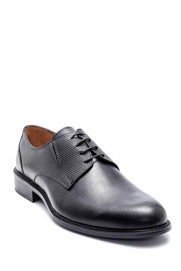 Siyah Erkek Klasik Deri Ayakkabı 5638327412