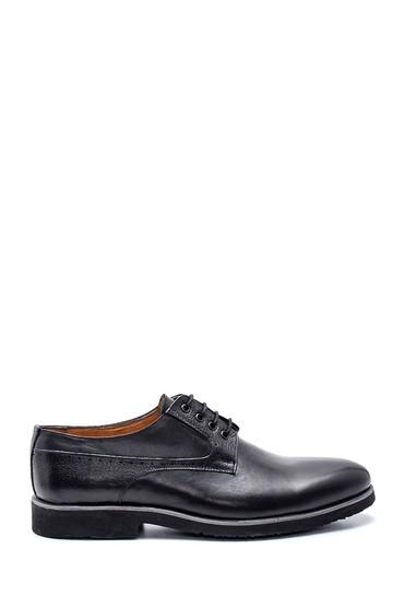 Siyah Erkek Casual Deri Ayakkabı 5638327529