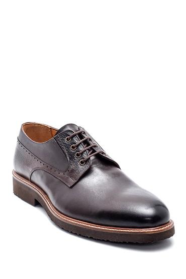 Kahverengi Erkek Casual Deri Ayakkabı 5638327531