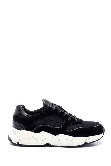 Siyah Kadın Sneaker 5638328129