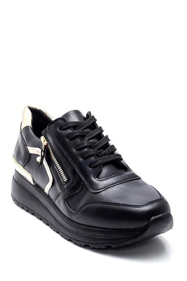 Siyah Kadın Sneaker 5638330508