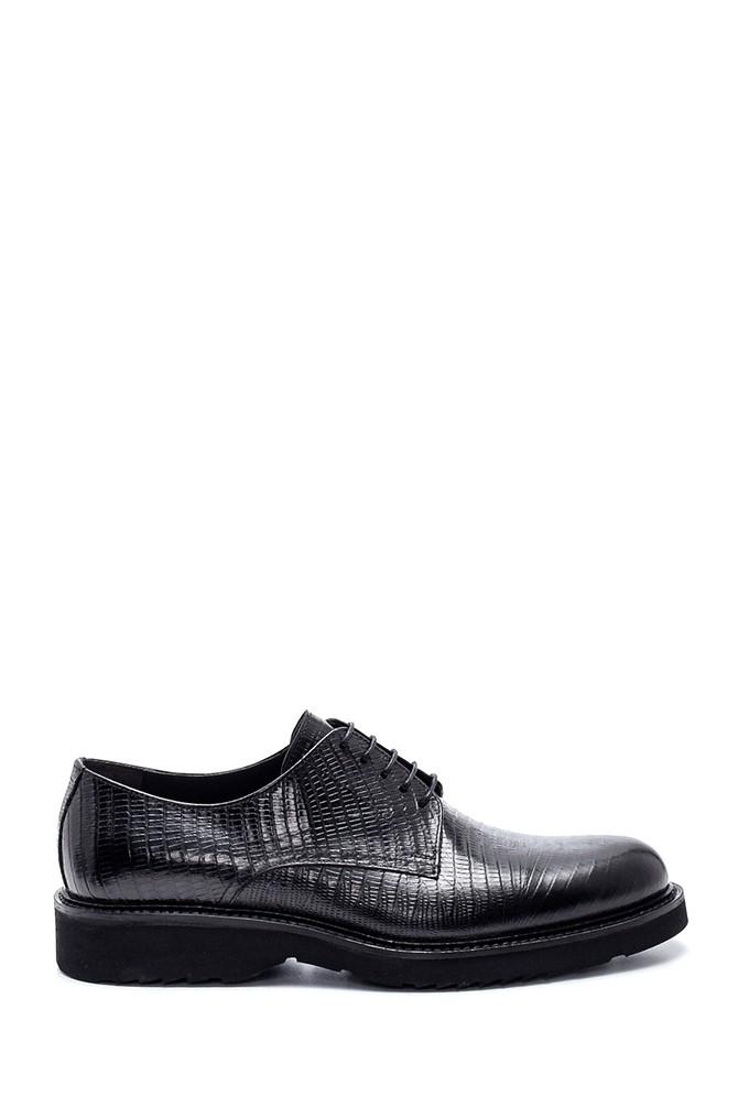 Siyah Erkek Deri Casual Ayakkabı 5638332068