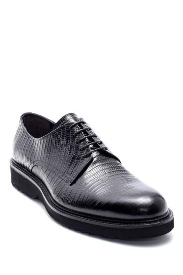 Siyah Erkek Casual Deri Ayakkabı 5638332068