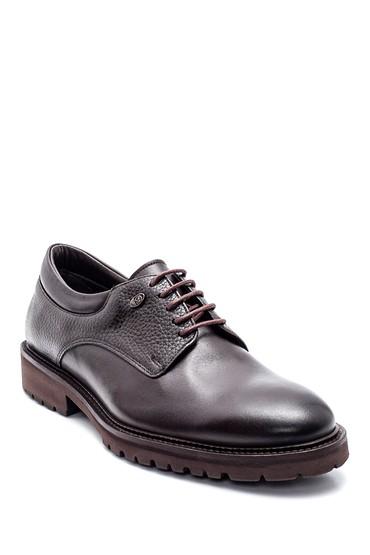 Kahverengi Erkek Casual Deri Ayakkabı 5638332128
