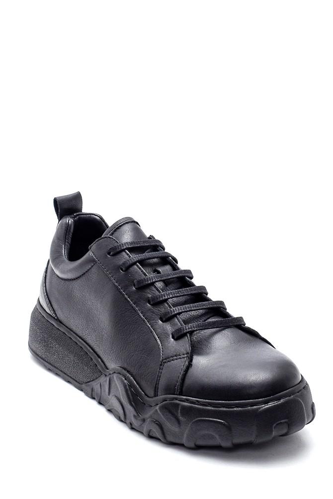 5638334884 Kadın Deri Sneaker