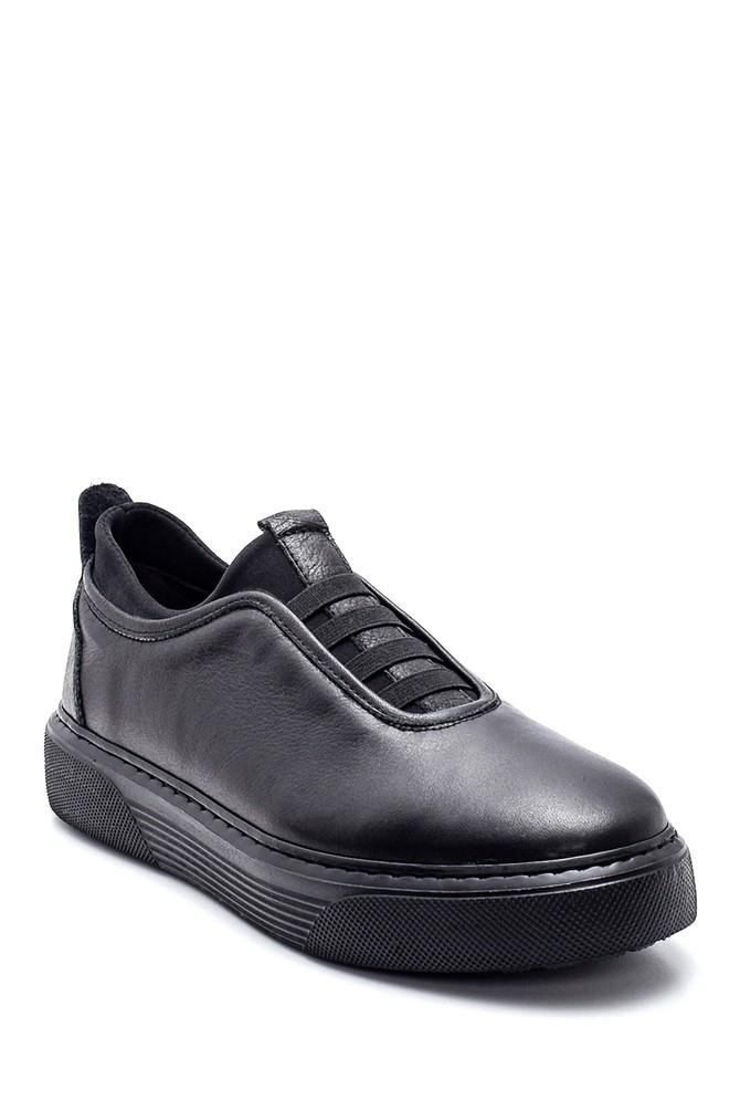 5638336956 Erkek Deri Sneaker