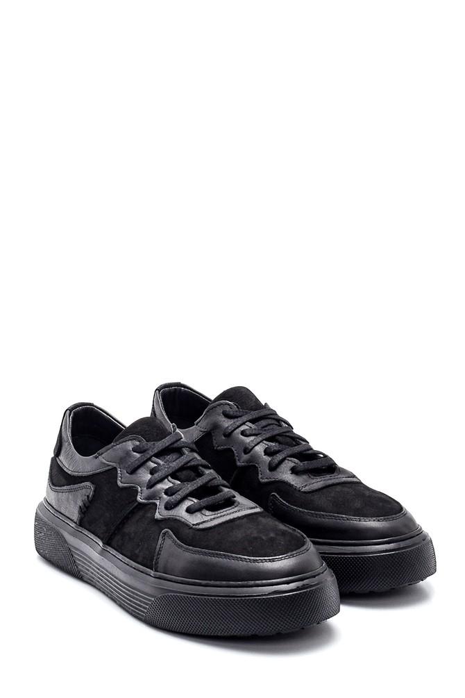 5638336984 Erkek Deri Sneaker
