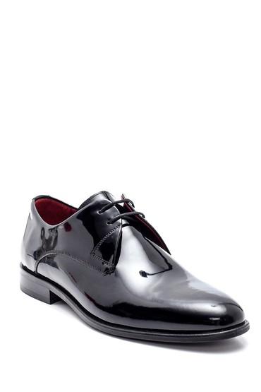 Siyah Erkek Deri Klasik Ayakkabı 5638343271