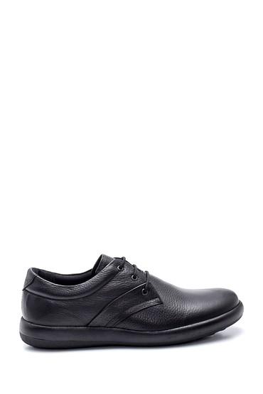Siyah Erkek Casual Deri Ayakkabı 5638312122