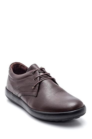 Kahverengi Erkek Casual Deri Ayakkabı 5638312113