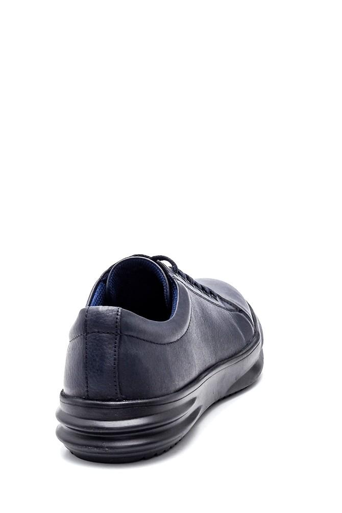 5638312191 Erkek Deri Sneaker