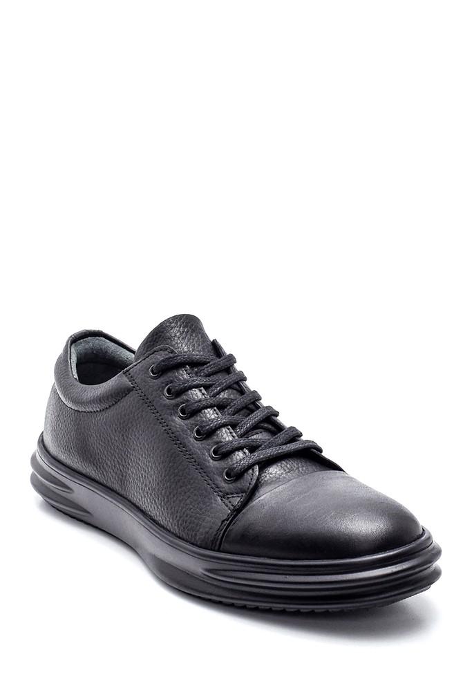 5638312195 Erkek Deri Sneaker