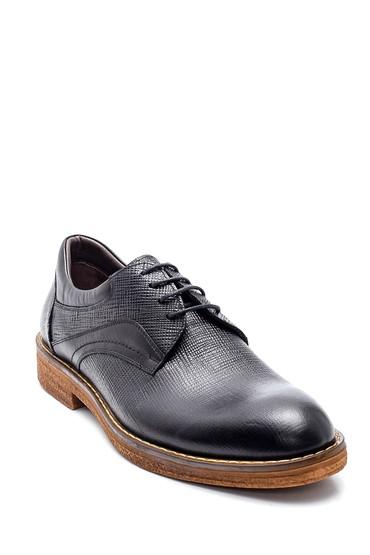 Siyah Erkek Casual Deri Ayakkabı 5638314327