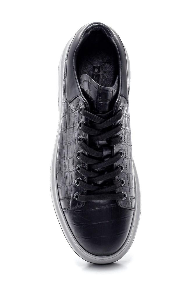 5638317277 Erkek Deri Sneaker