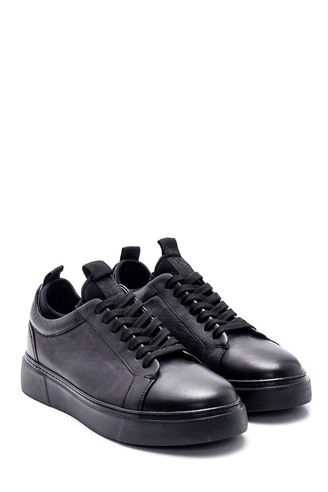 5638317748 Erkek Deri Sneaker