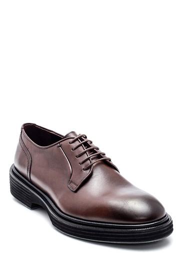 Kahverengi Erkek Casual Deri Ayakkabı 5638318149