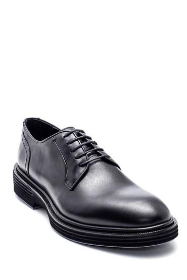 Siyah Erkek Casual Deri Ayakkabı 5638318147