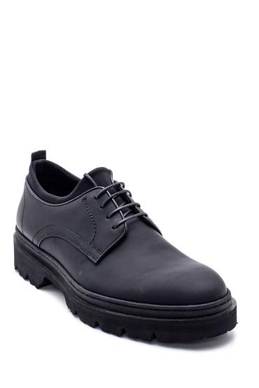 Siyah Erkek Casual Deri Ayakkabı 5638318204