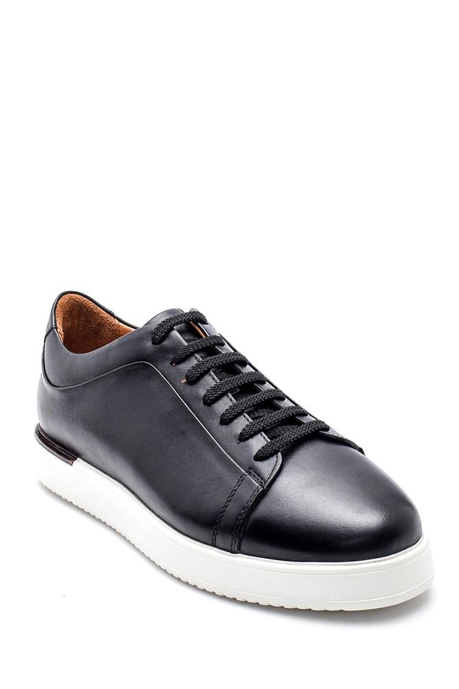 5638318212 Erkek Deri Sneaker