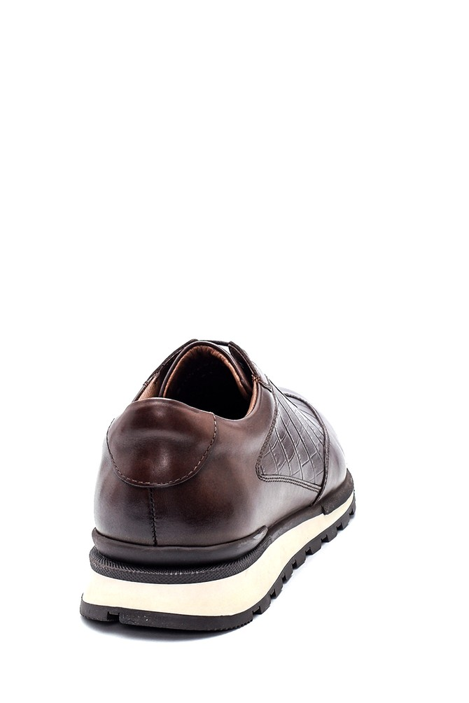 5638318278 Erkek Deri Sneaker