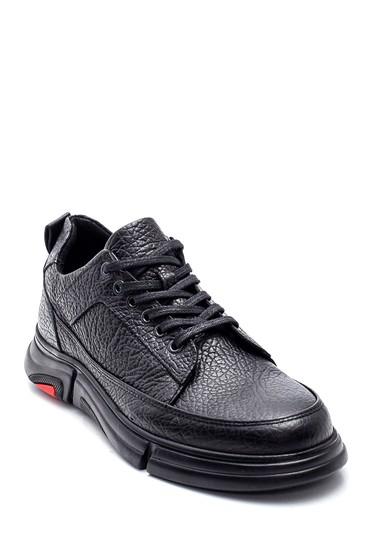 Siyah Erkek Casual Deri Ayakkabı 5638318977