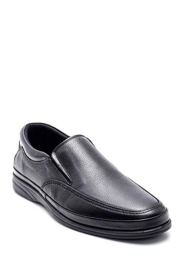 Siyah Erkek Casual Deri Ayakkabı 5638320657