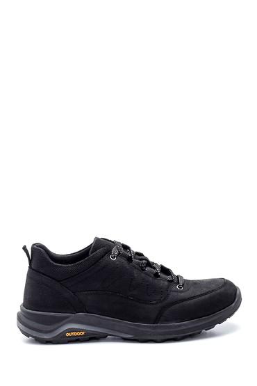 Siyah Erkek Casual Deri Ayakkabı 5638320749