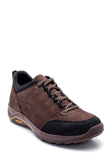 Kahverengi Erkek Casual Deri Ayakkabı 5638320755