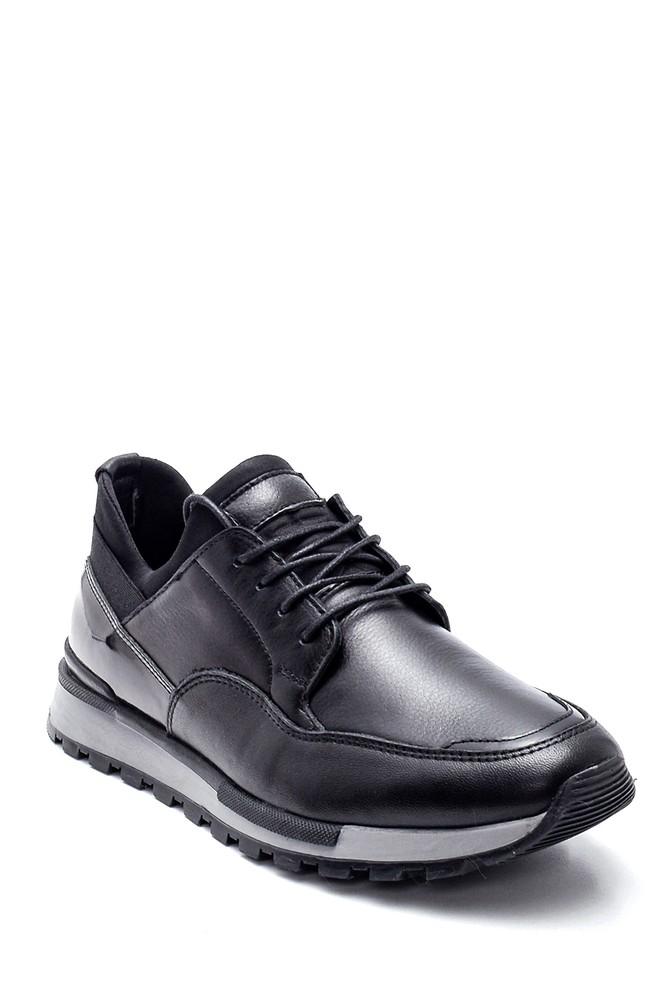 5638320943 Erkek Deri Sneaker