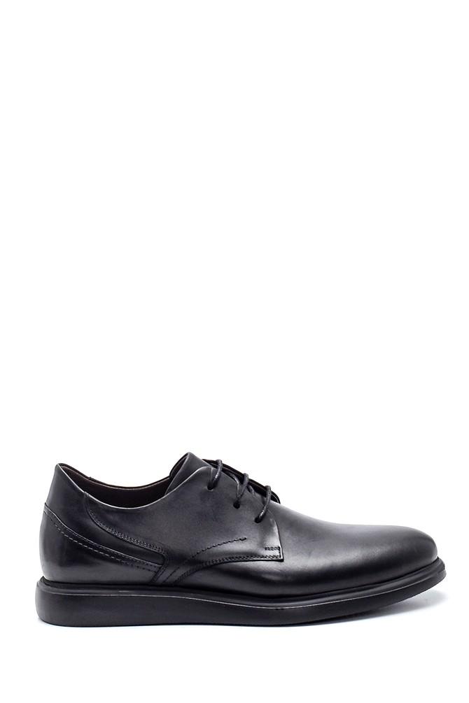 Siyah Erkek Casual Deri Ayakkabı 5638323092