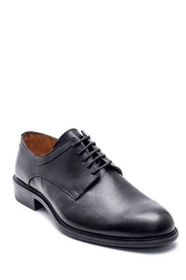 Siyah Erkek Klasik Deri Ayakkabı 5638327394