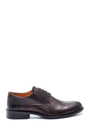 Kahverengi Erkek Klasik Deri Ayakkabı 5638327414
