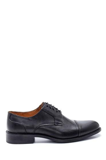 Siyah Erkek Klasik Deri Ayakkabı 5638327444