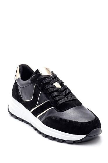 Siyah Kadın Sneaker 5638328109