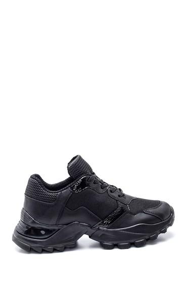 Siyah Kadın Sneaker 5638294415