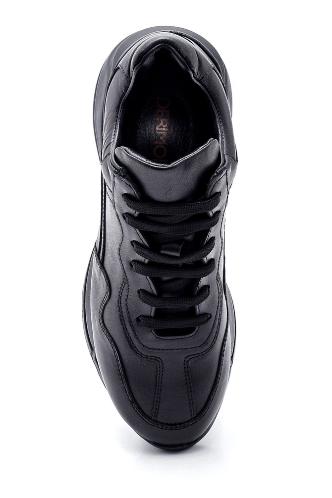 5638312327 Kadın Deri Sneaker