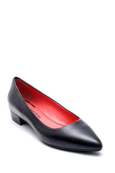 Siyah Kadın Deri Gritti For Derimod Ayakkabı 5638329902