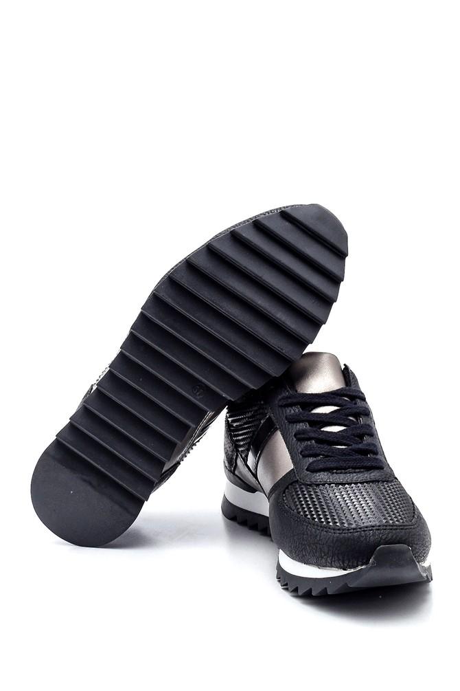 5638330376 Kadın Desenli Sneaker