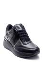 5638330394 Kadın Deri Kroko Detaylı Sneaker